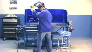 miller introduces new welding workbench arcstation
