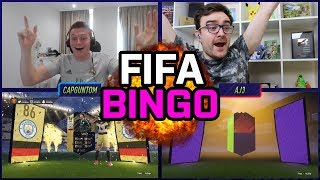 THE MOST INSANE P2G FIFA BINGO EVER!!! FIFA 18 Pack Opening!