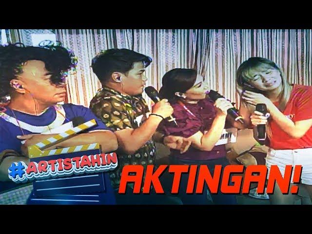 #Artistahin (AKTINGAN)   May 18, 2019