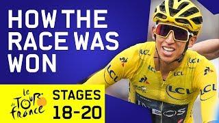 How Bernal Won the Tour de France 2019   How The Race Was Won   Cycling   Eurosport
