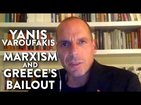Yanis Varoufakis on Marxism and the Aftermath of Greece