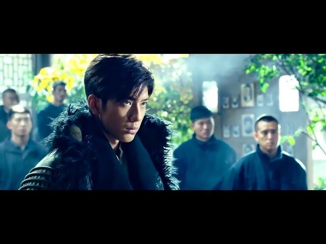 NEW Action Movies 2016   Ong Bak 2