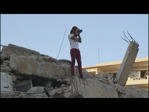 War in Syria: Photojournalism at any cost