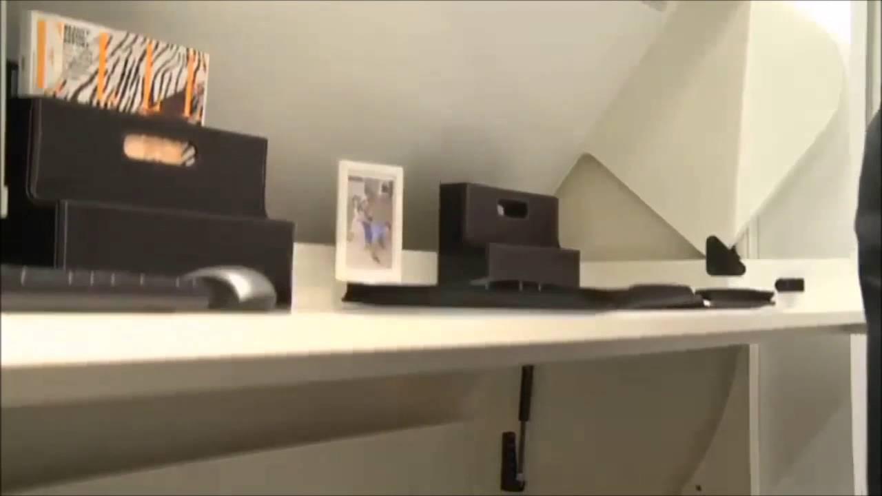 bureau lits escamotable esm espace sur mesure marseille la ciotat aix en provence bureau lits. Black Bedroom Furniture Sets. Home Design Ideas