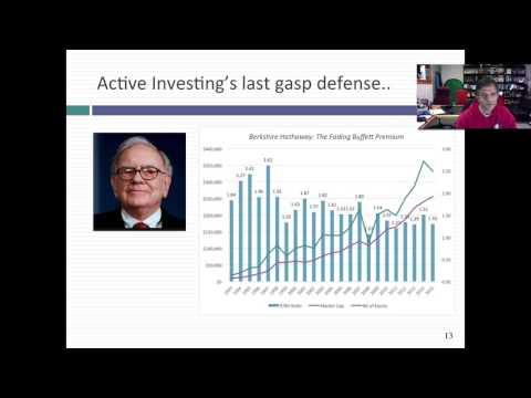 Active Investing: Rest in Peace or Resurgent Force?