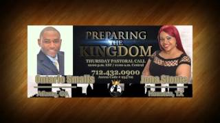 Gambar cover Preparing the Kingdom with Dr Ervin Lewis Harvey Sr