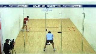 2009 IRISH HANDBALL NATIONALS (4 WALL) BRADY VS KENNEDY