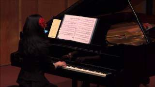 Emily Jane Katayama - Bach - English Suite IV in F Major, BWV 809 - Prelude