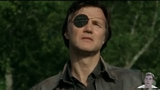 The Walking Dead Season 4 Episode 8 - Too Far Gone - The Governor Has Hostages!  - My Thoughts