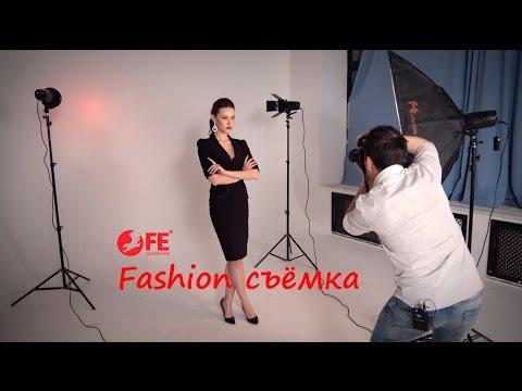 Fashion съёмка с цветными фильтрами - фотограф LOFFICIEL - шаг 2