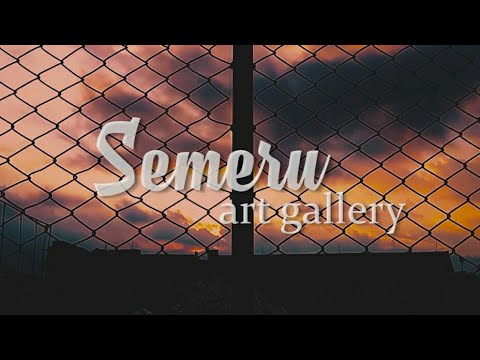 #CREATIVEPROFILE 2 - Semeru Art Gallery ( Malang Art Space )