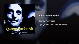 Bill Coleman Blues