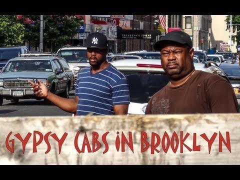 Gypsy cabs in Brooklyn