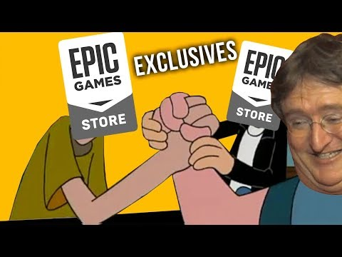 How Is Epic Games' Aggressive Exclusive Strategy Affecting PC Gaming?