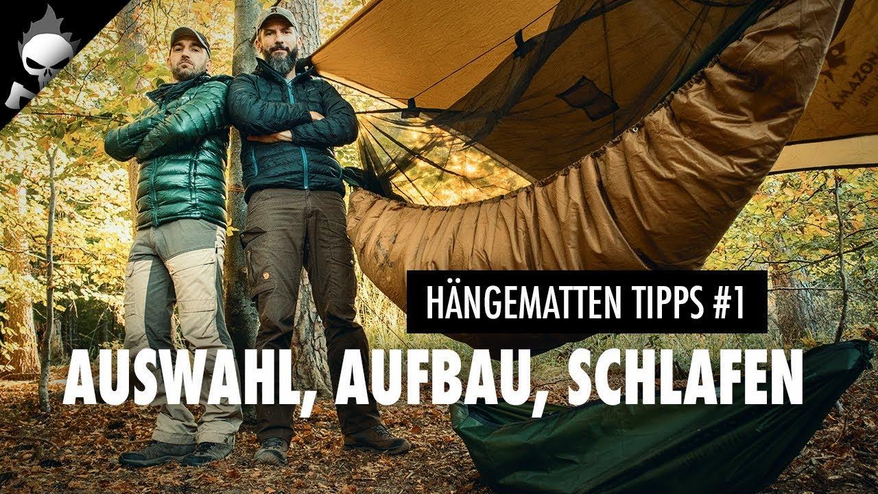 1x Nylon Hängematte Reisehängematte Traveller und Reise Sleeping Bett