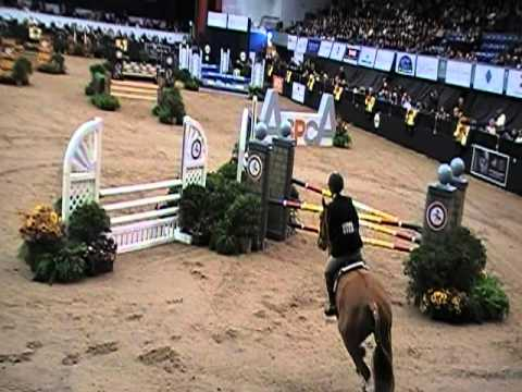 2010 ASPCA Maclay Finals 8th Place--Lucy Davis and Patrick