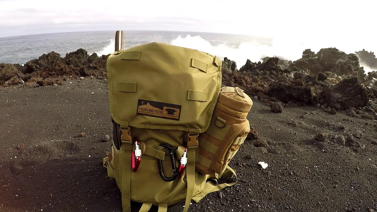 Mountainsmith Wizard 30L Backpack - YouTube 1c33c07192511