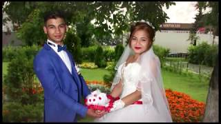 Самир и Регина Цыганская свадьба Покров