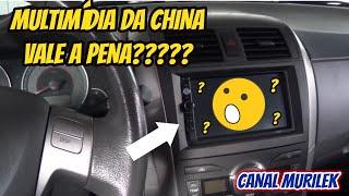 MULTIMÍDIA DA CHINA COMPENSA ??????!!!!!!  - CANAL MURILEK