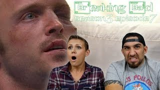 Breaking Bad Season 3 Episode 7 'One Minute' REACTION!!