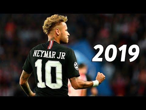 Неймар 2019 - лучшие финты и голы/Neymar 2019 - Skills And Goals