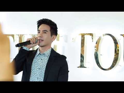 [Fancam] 180317 Pope Thanawat โป๊ป ธนวรรธน์  For TheTouchBKK @ Central Lardprao