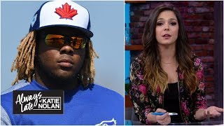 How MLB teams are using a loophole to exploit young players | Always Late with Katie Nolan