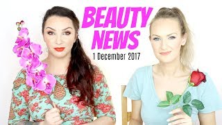 BEAUTY NEWS - 1 December 2017 | New Releases |