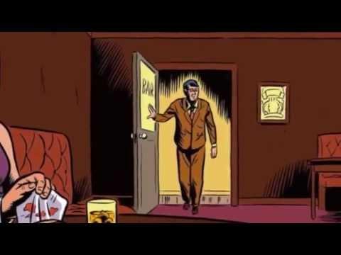 Alan Moore & Mitch Jenkins - 'Jimmy's End' Animated Storyboard - Kristian Hammerstad
