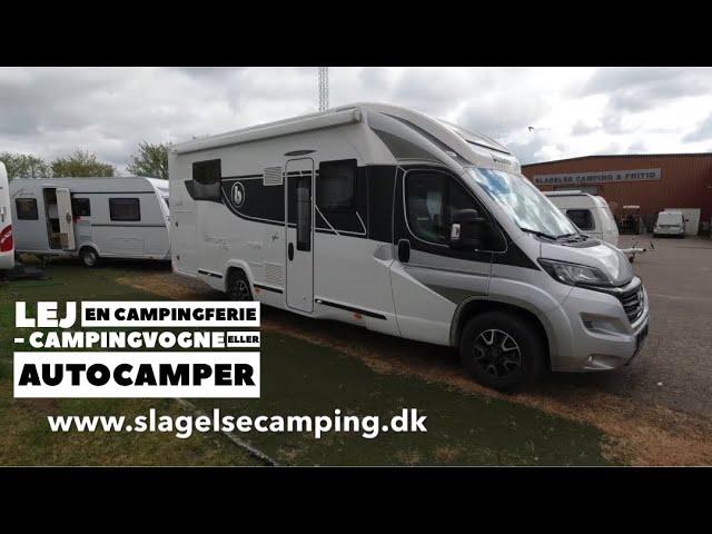 Lej en campingferie i en campingvogn eller autocamper