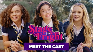 sTAGE FRIGHT | Meet the Cast!