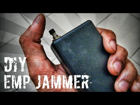 How to Make Emp Jammer for Slot Machine - Powerful EMP Generator
