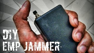 DIY EMP Jammer | How to Make an EMP