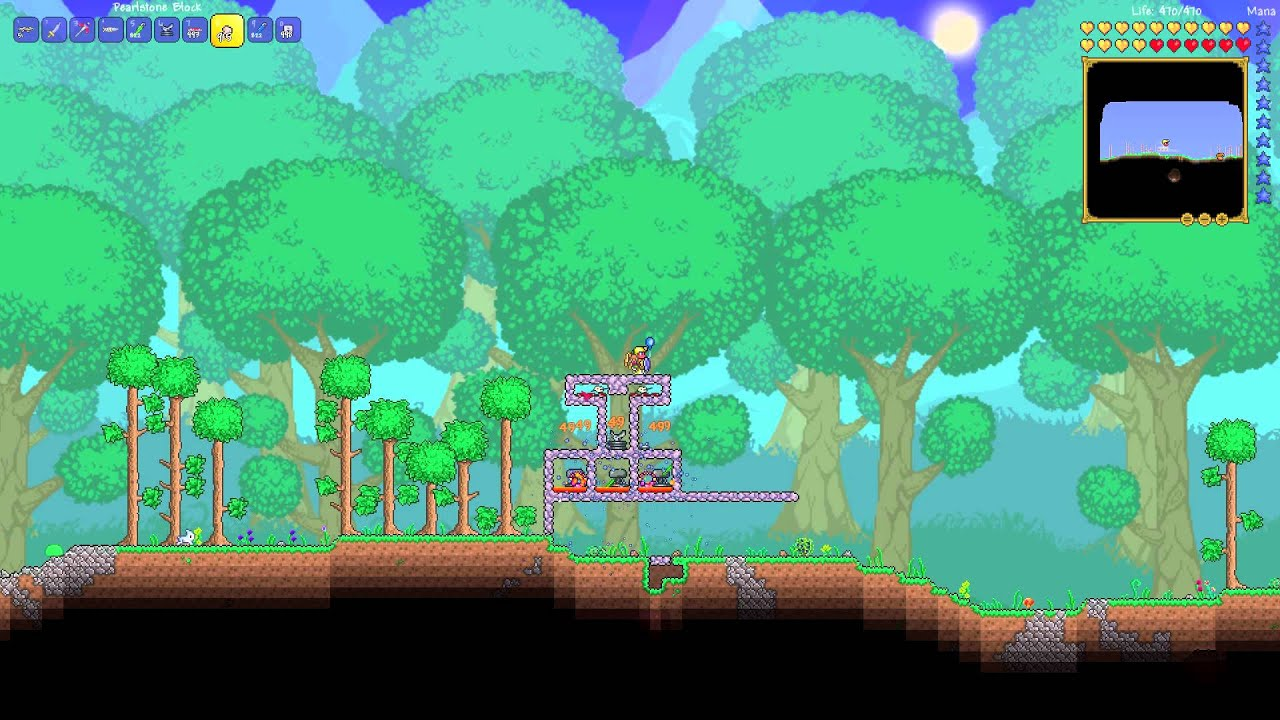 Terraria most efficient money generatorfarm youtube malvernweather Gallery