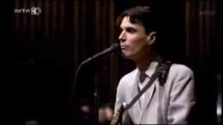 Talking Heads   Psycho Killer Rádio Live 1984