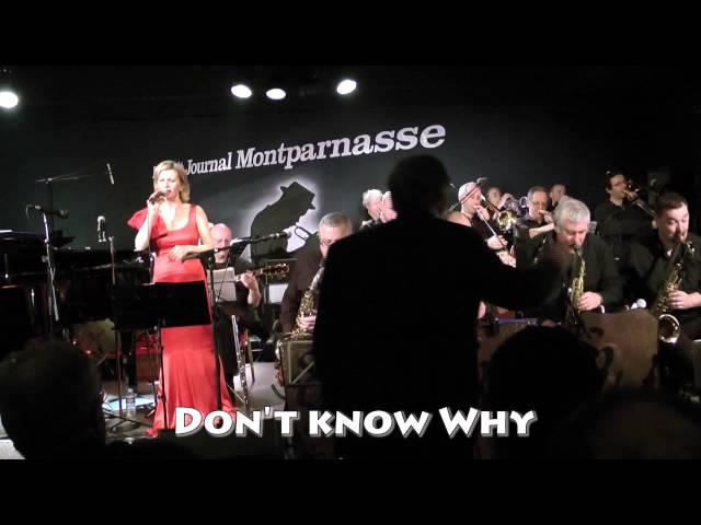 Plein Jazz - Programme Anne Carleton