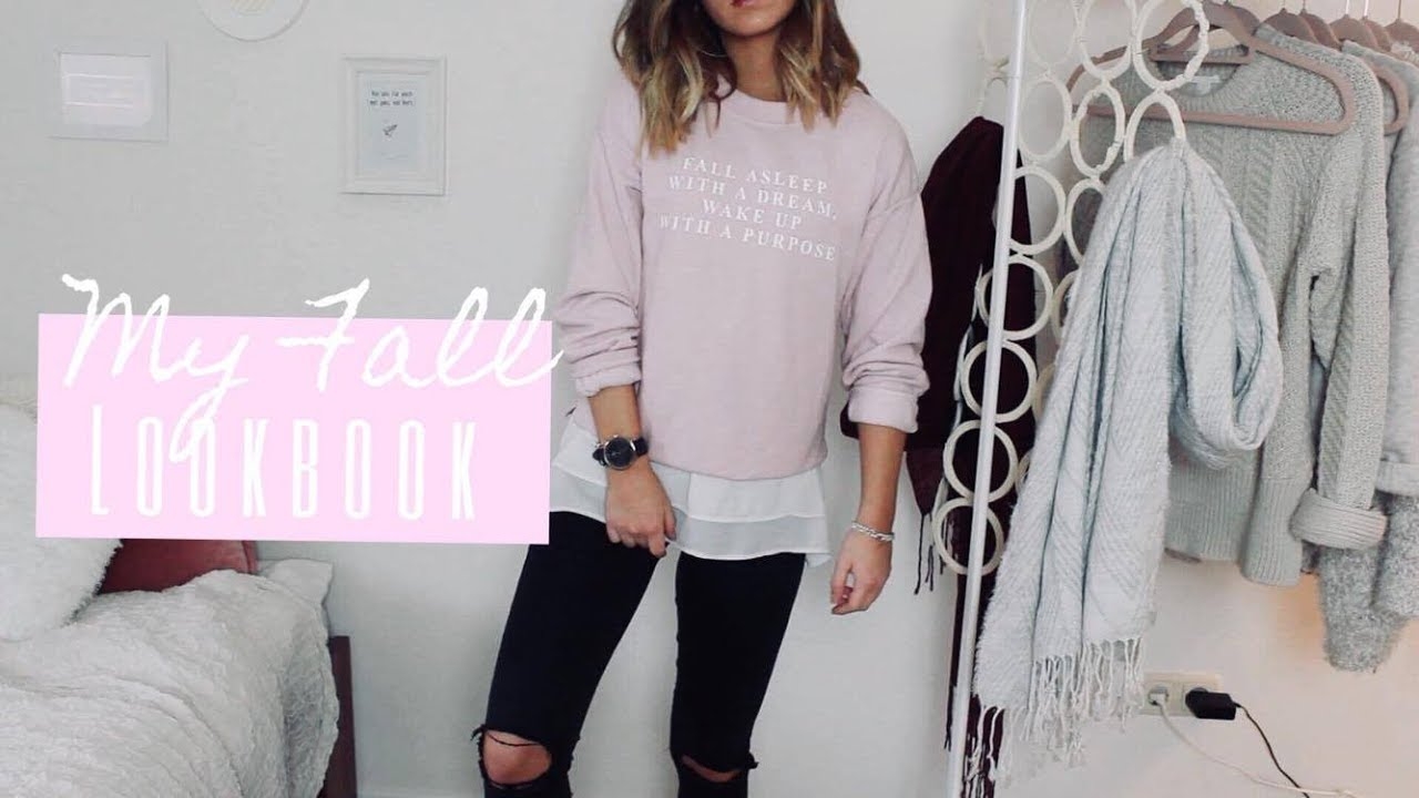 [VIDEO] - FALL/WINTER LOOKBOOK I 5 Outfits I ▹ Zaramiraa 6