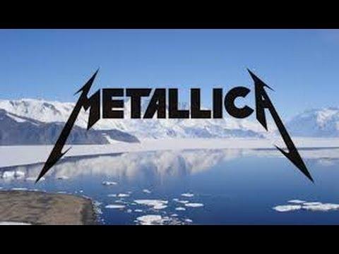 Metallica With cocacola-zero live in Antartica Full Concert (8/12/2013)