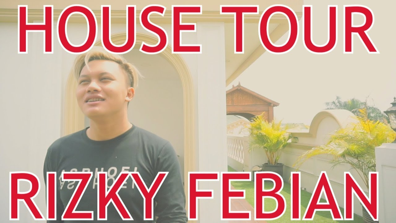 Rumah Rizky Febian