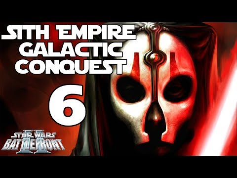 Advent of the Sith Galactic Conquest ( Conversion Pack Mod ) Ep.6 (Finale)