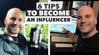 6 Tips To Become An Influencer As A Business