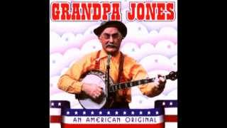 Watch Grandpa Jones Grandfathers Clock video