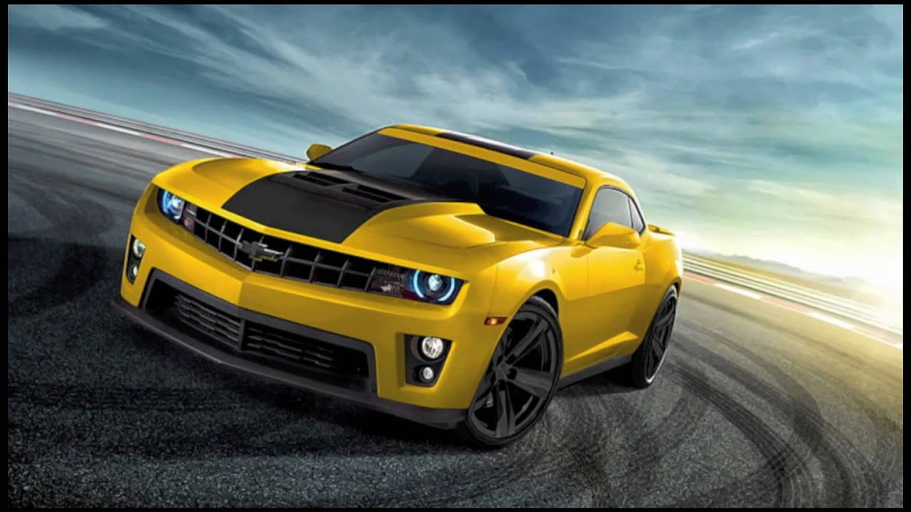 2012 Chevy Camaro Zl1 In Various Colors Youtube