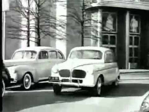 Henry Fords plastic hemp car from 1941