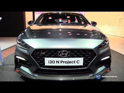 2020 Hyundai I30 N Project C - Exterior Interior Walkaround - 2019 IAA Frankfurt Auto Show