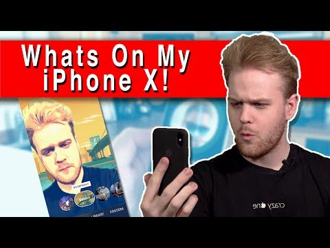 Apps A Blind Person Uses - What's On My IPhone X? Top 5!