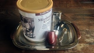 """Pipe Tobacco Review: Seattle Pipe Club """"mississippi River"""""""