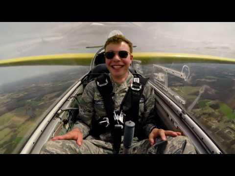 Kids take flight in Civil Air Patrol Gliders