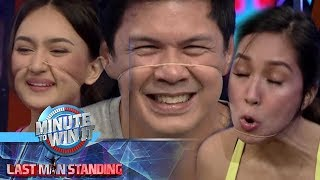Lastik Face | Minute To Win It - Last Man Standing