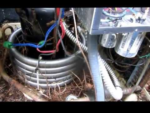 aqua comfort pool heater/heat pump  making a lot off noise,and will not heat water